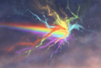 Rainbow Astroid