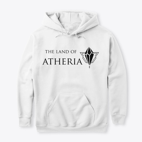The Land of Atheria Simple Hoodie
